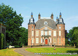 Postcard castle Biljoen in Rheden