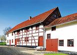 Postcard Limburgs vakwerkhuis
