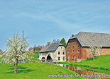Postcard Watermill by Wijlre