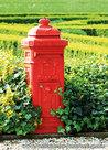Postcard mailbox
