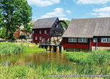 PostcardOpwettense watermill