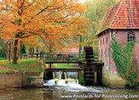 PostcardBerenschot's watermill