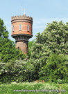 Postcard water tower Zaltbommel