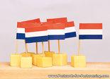 Postcard cheese platter