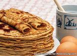 Postcard Pancakes