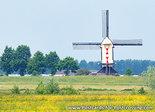 Postcard Standerdmolen Batenburg