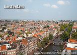 Postcard AmsterdamPrinsengracht