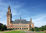The Hague postcard - Peace Palace