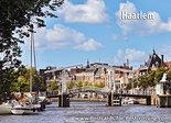 Postcard Haarlem -Gravestenenbrug
