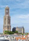 PostcardDomtoren Utrecht