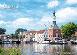 PostcardAccijnstoren - Alkmaar
