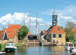 Postcard Hindeloopen