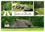 Postcard landscape in Drenthe