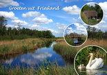 Postcard Friesland 005