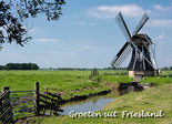 Postcard Friesland 002