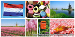 Postcard set Typically Dutch