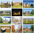 Castle postcard set