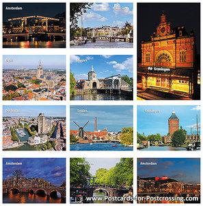 Postcard set 37