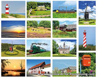 Postcard set31