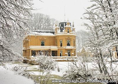 castle Nienoord postcard