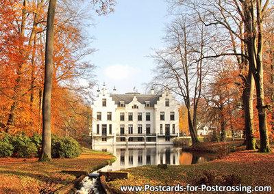 Castle Staverden postcard