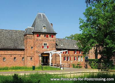 Castle Doorwerth postcard