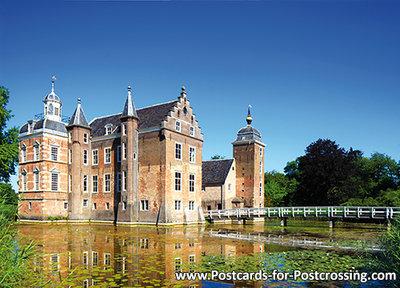 Castle Ruurlo postcard