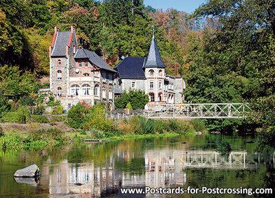 Postcard Treseburg