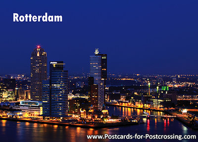 PostcardRotterdam