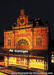 PostcardCentral Station Groningen