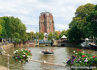 Postcard Leeuwarden