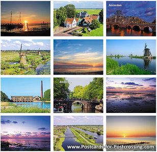 UNESCO WHS postcard set