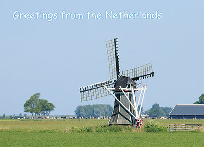 PostcardGreetings from the Netherlands 009