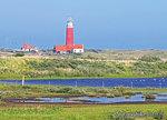 ansichtkaartvuurtoren Texel - postcard lighthouse Texel - postkarte leuchtturm Texel