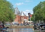 AnsichtkaartenAmsterdam de Waag , Amsterdam postcard de Waag , Amsterdam Postkarte de Waag