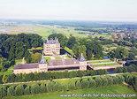 ansichtkaart kasteel Amerongen, postcardcastle Amerongen, Postkarte Schloss Amerongen