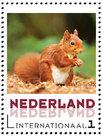 Stamps voor Postcrossing