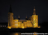 ansichtkaart kasteel Hoensbroek