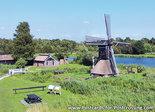 ansichtkaart Spinnekopmolen de Wicher in Kalenberg, mill postcard, Mühle Postkarte