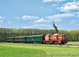 Trein ansichtkaart Diesel-elektrische locomotief NS 2530, train postcard NS 2530, Zug Postkarte NS 2530