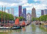 ansichtkaart Rotterdam - postcard Rotterdam - Postkarte Rotterdam