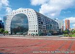 ansichtkaart Markthal -Rotterdam