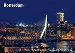 ansichtkaart Erasmusbrug Rotterdam