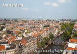 Ansichtkaart Prinsengracht Amsterdam, postcard Amsterdam, Postkarte Amsterdam