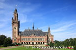 ansichtkaart Vredespaleis Den Haag - postcardThe Hague Peace Palace - postkarte Den Haag Der Friedenspalast
