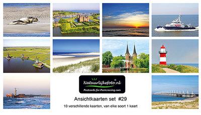 Kaartenset , Postcard sets for sale, postkarten sets