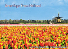 Greetings from Holland